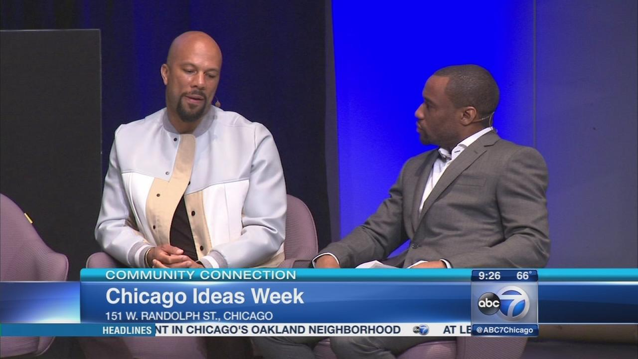 6th Annual Chicago Ideas Week
