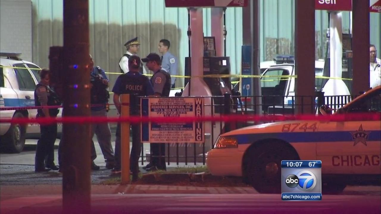 Police involved shooting on West Side