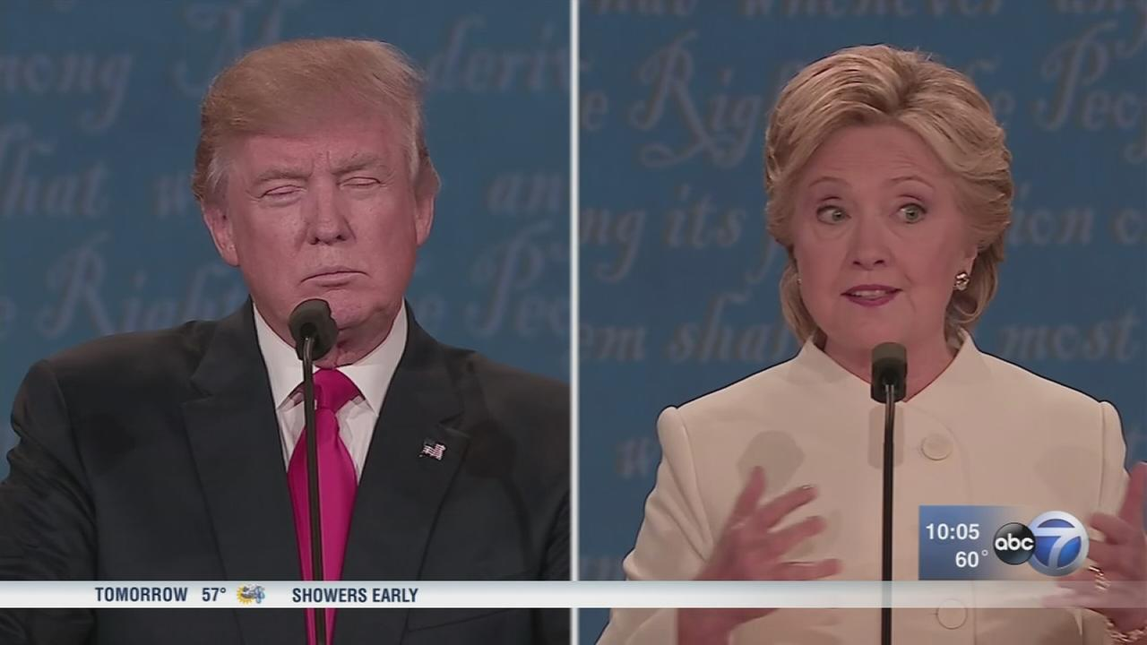 I-Team TruthSquad fact checks third debate