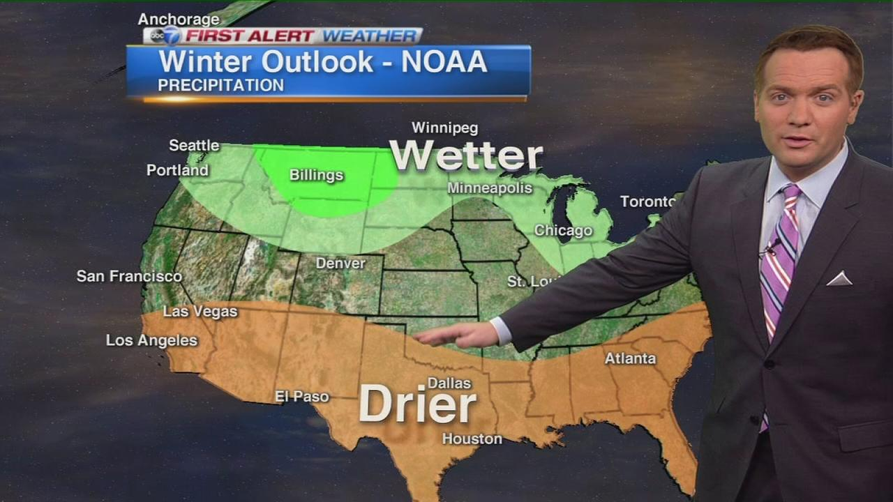 Chicago could be colder this winter than last, NOAA says