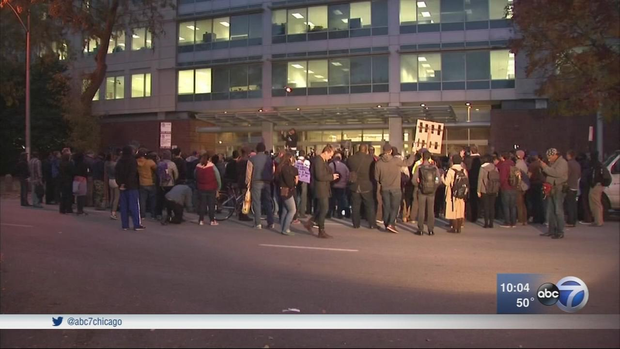 Rally marks 2 years since Laquan McDonald shooting