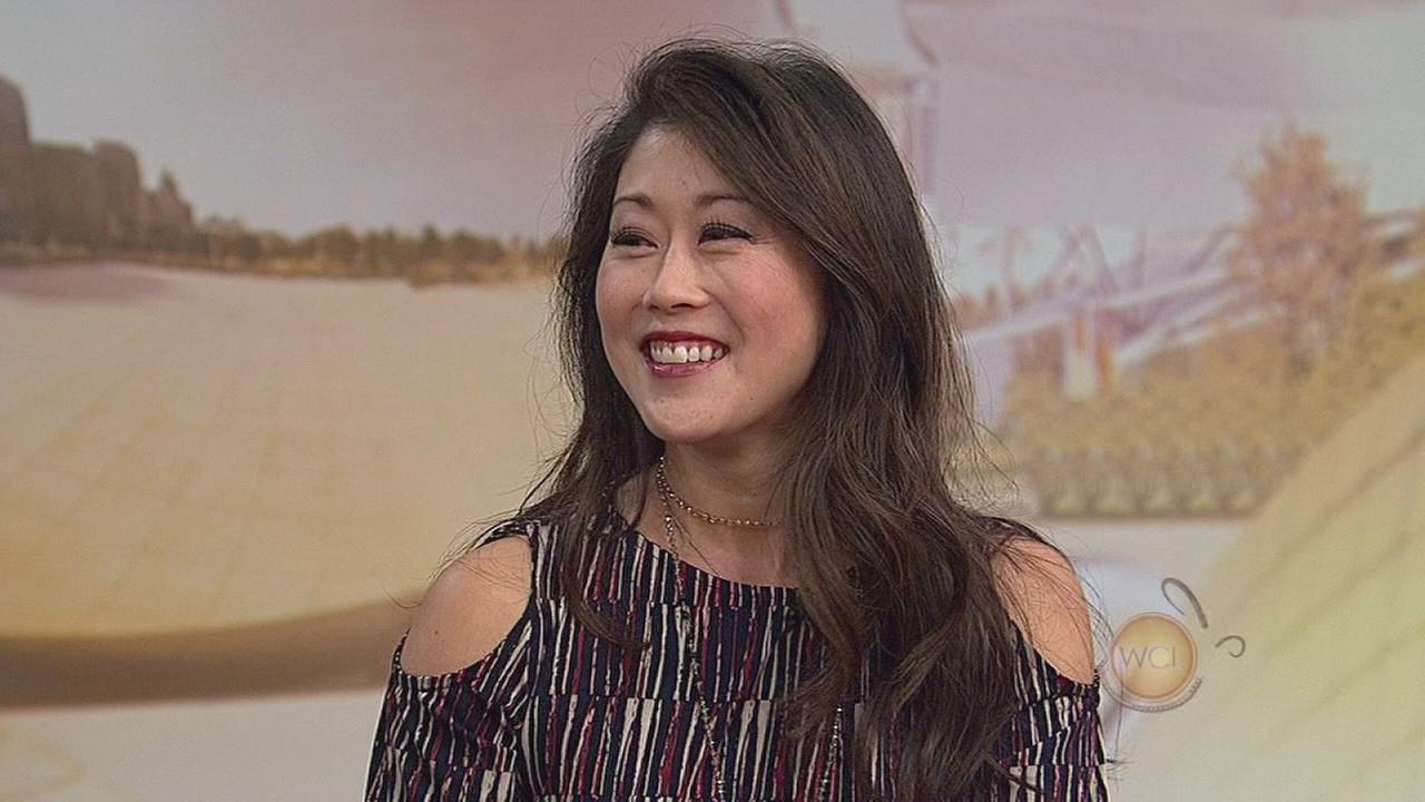 Bestselling author and Olympian Kristi Yamaguchi