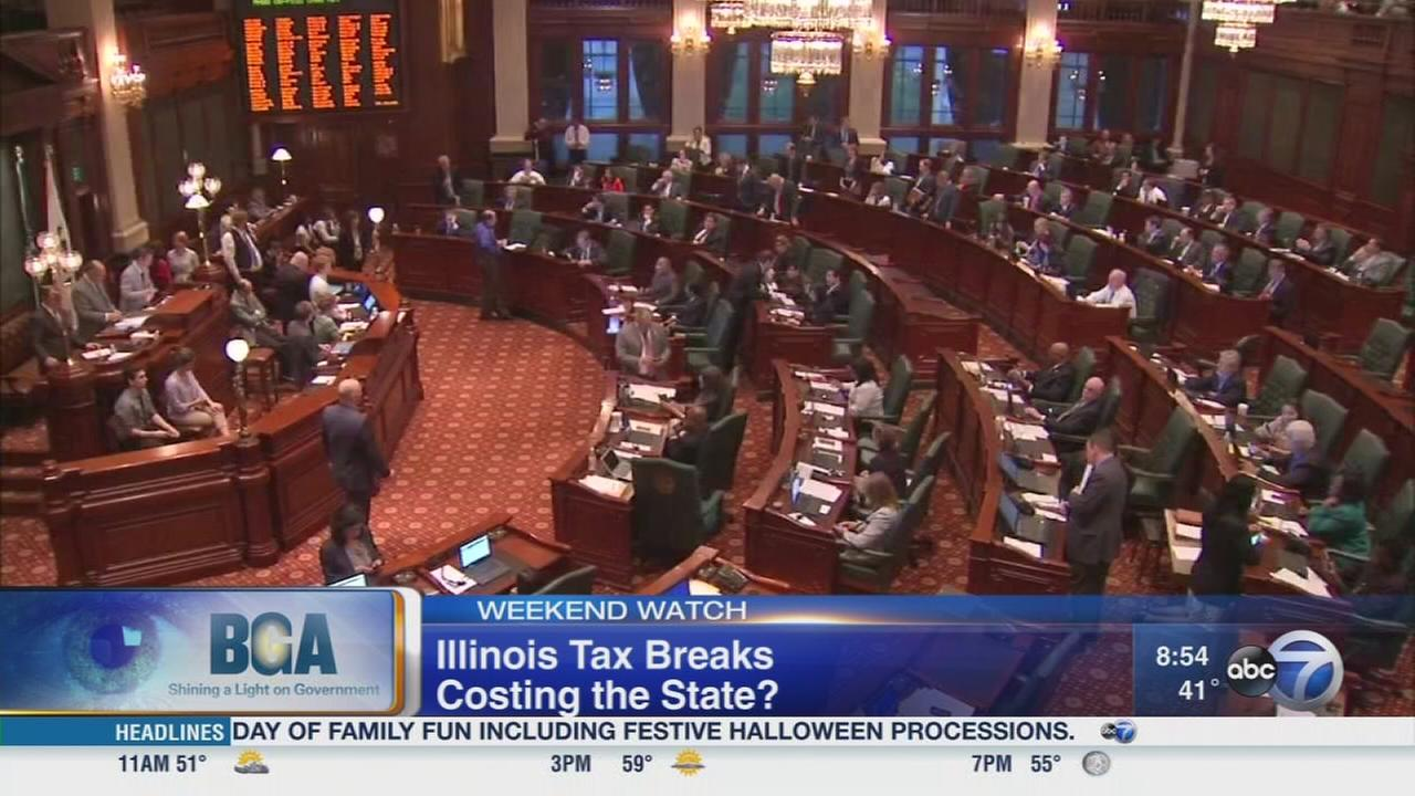 Weekend Watch: Business tax breaks