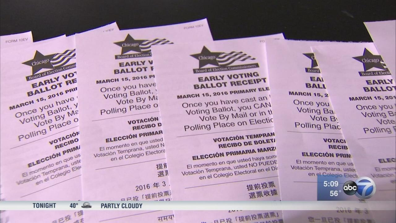 Early voting expands