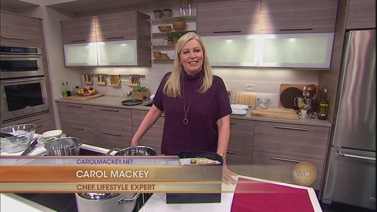 In the Kitchen: Carol Mackey, Part 1