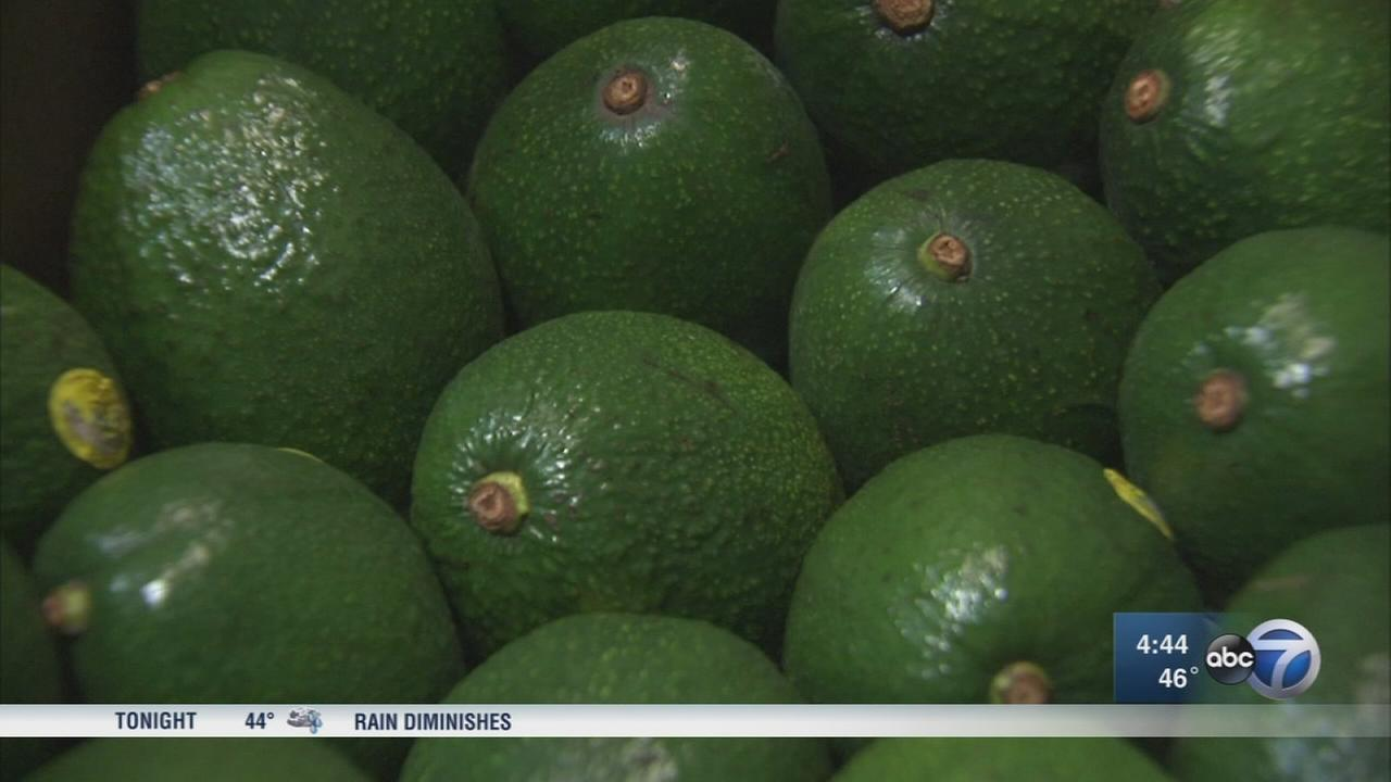 Avocado shortage hits Chicago area