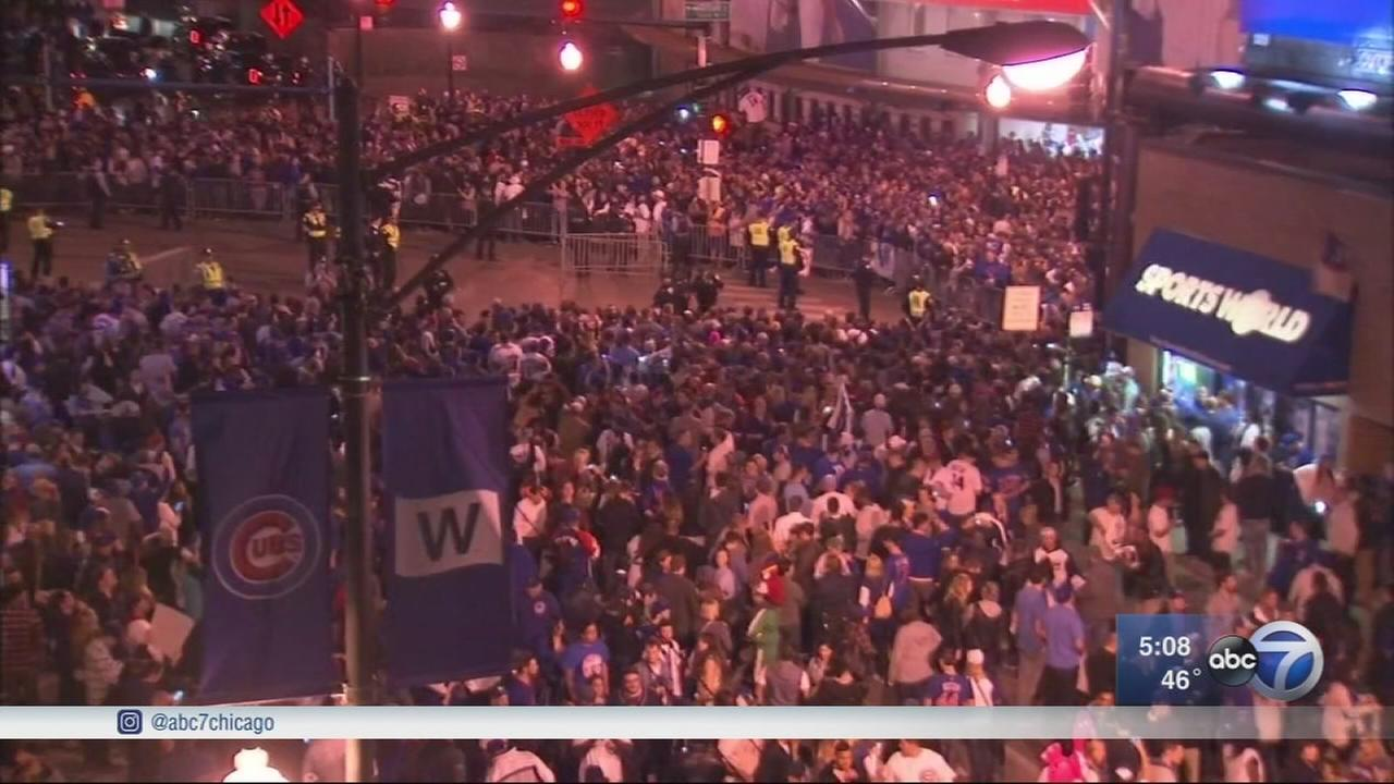 OEMC prepares for Cubs World Series home games