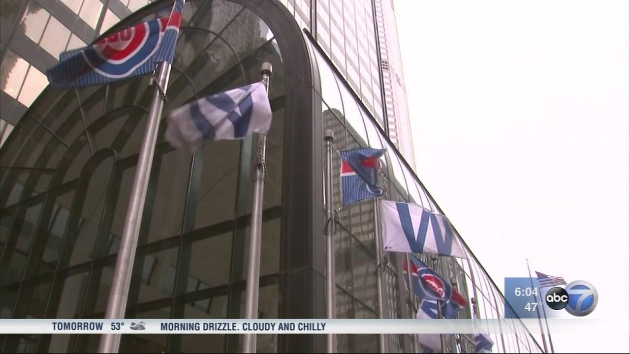 Fans ready to cheer Cubs in World Series Game 2