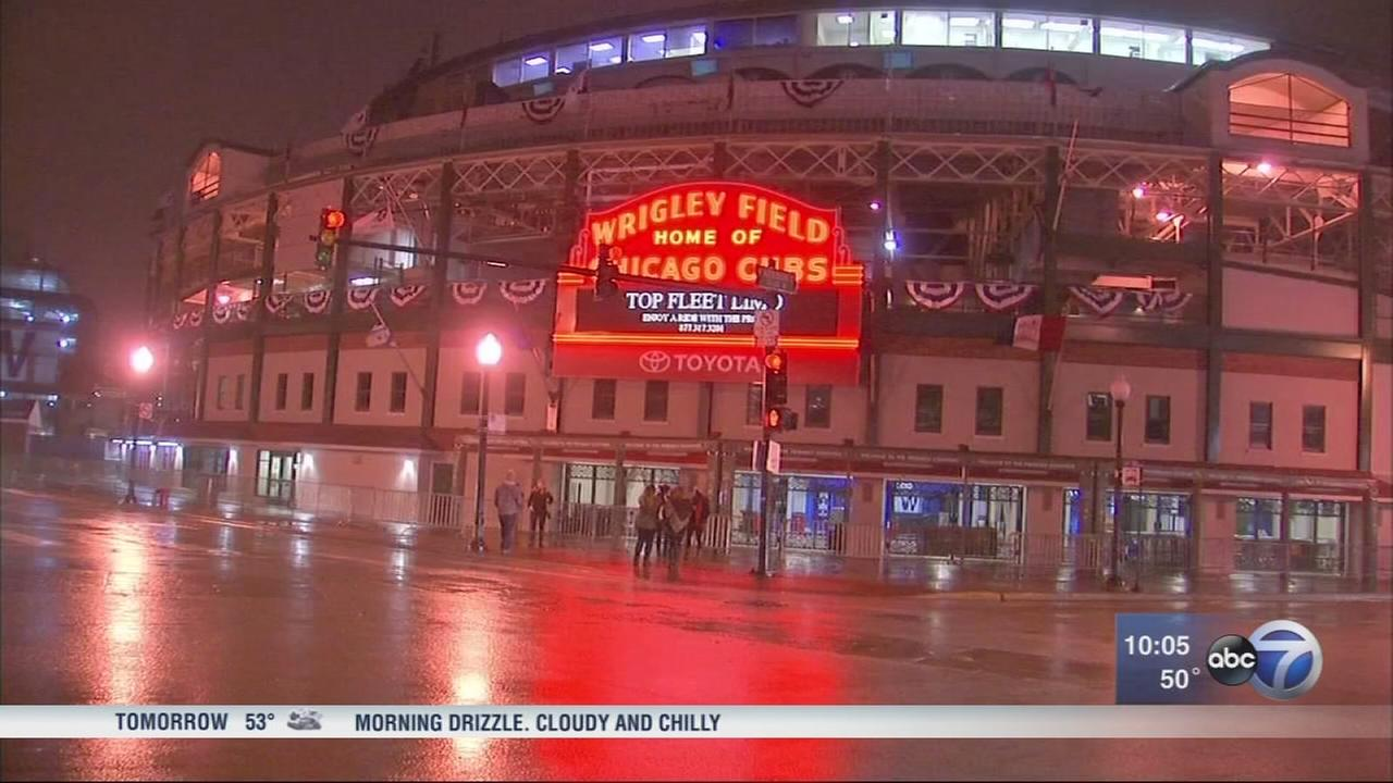 Security extra tight for Cubs return to Wrigley