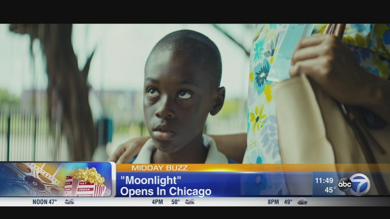 Moonlight opens in Chicago Friday