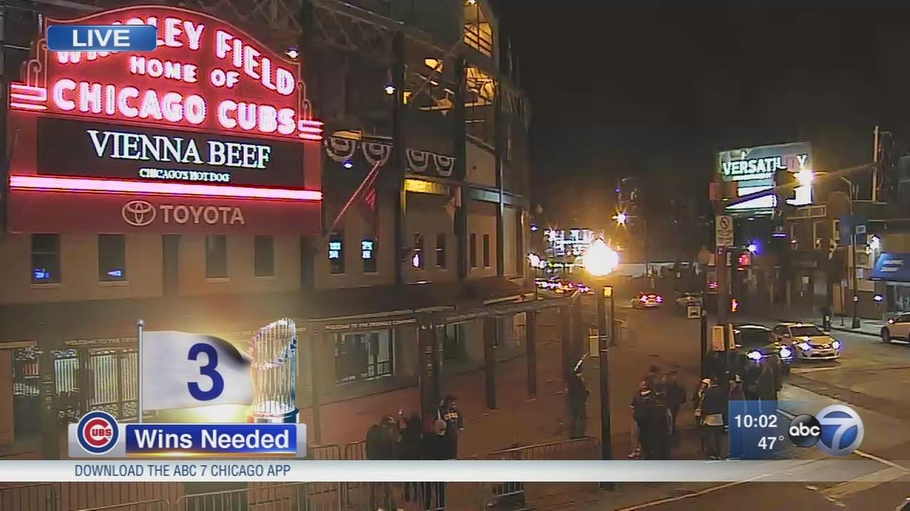 Major restrictions in place for World Series home games