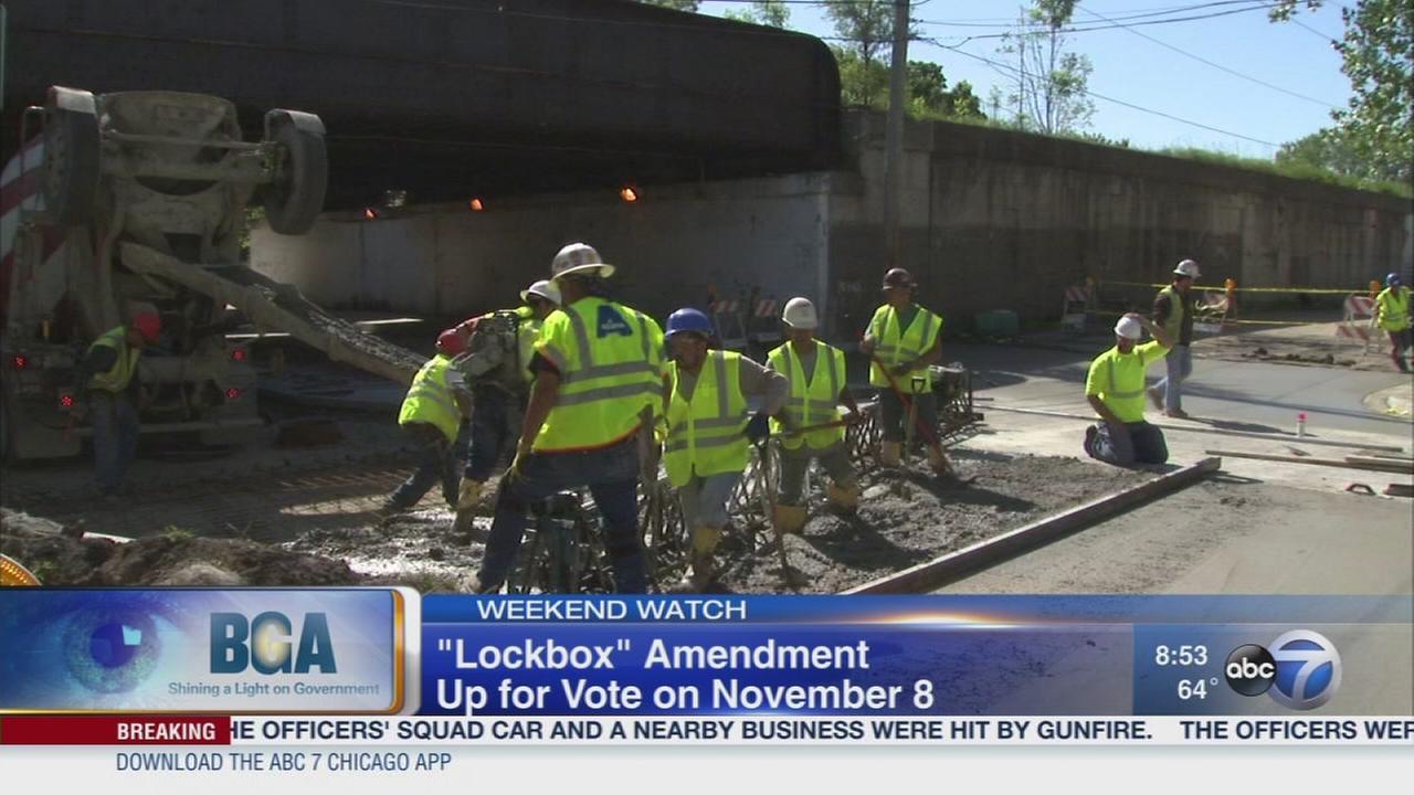 Weekend Watch: Lockbox Amendment