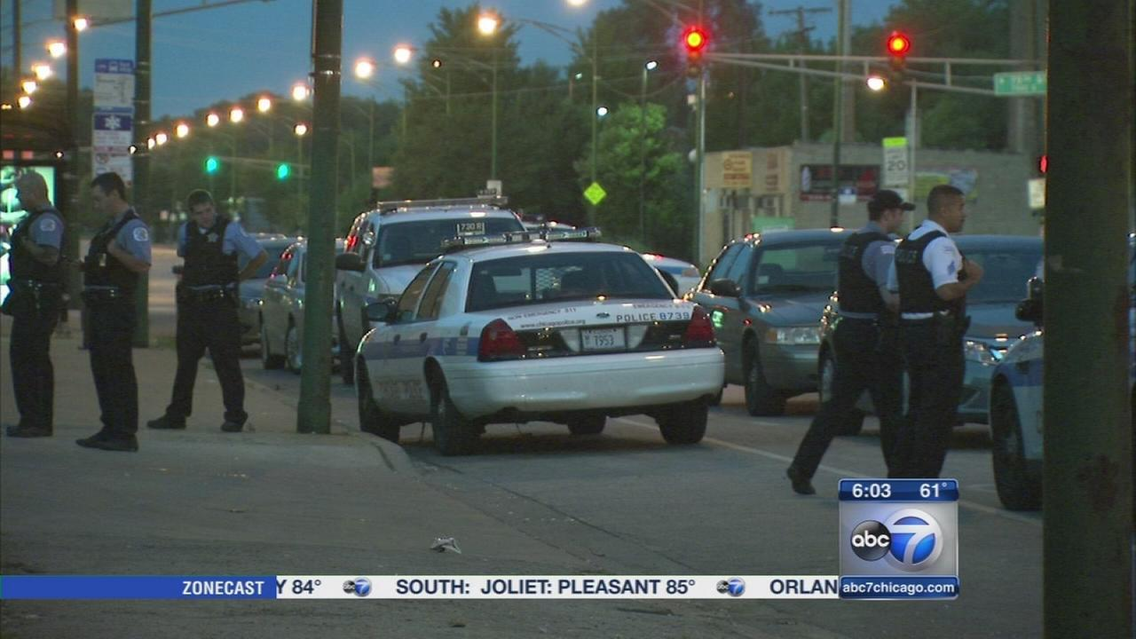 Three police-involved shootings reported