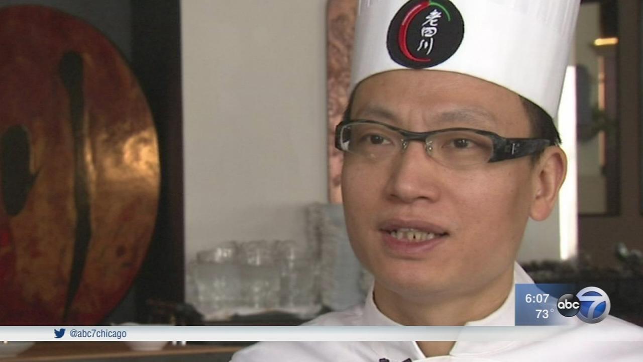 I-Team Chef Hu