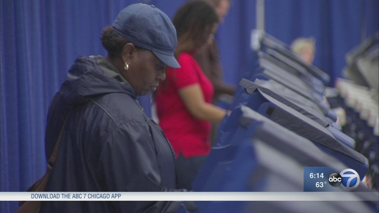 Early voting countdown