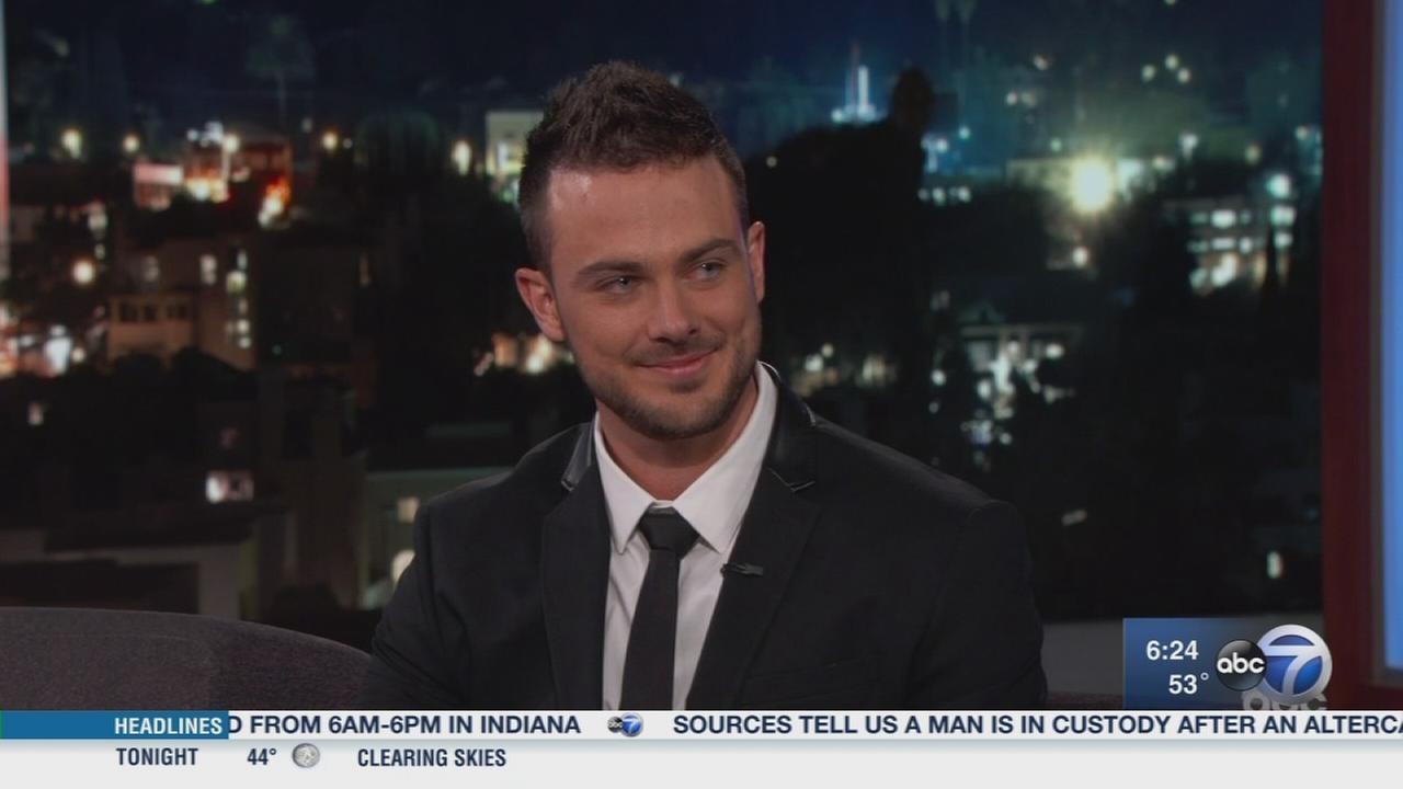 Kris Bryant appears on Jimmy Kimmel Live