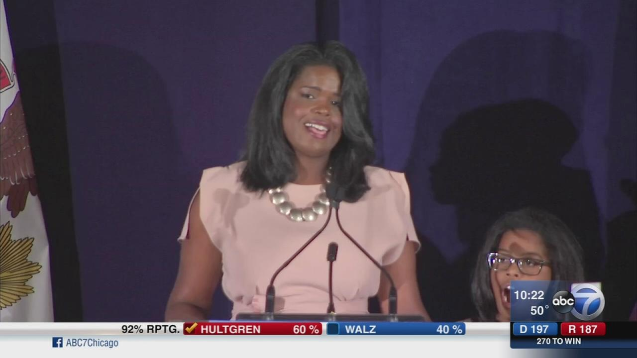 Kim Foxx wins Cook County States Attorney
