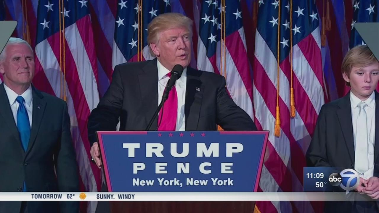 Trump victory cathces pollsters by surprise