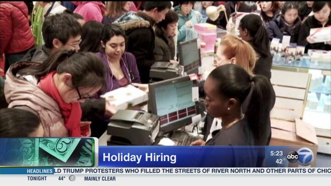 Tips for finding holiday work