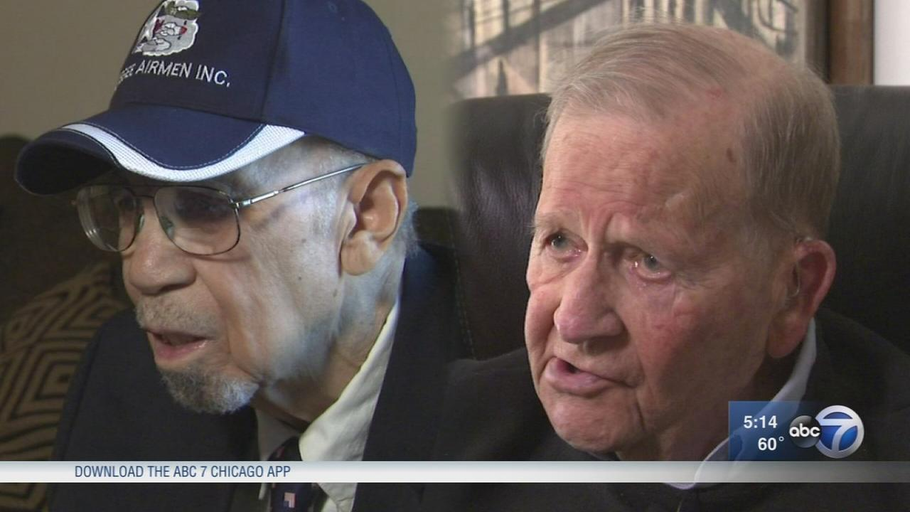 Chicago veterans served in same war, but had very different experiences