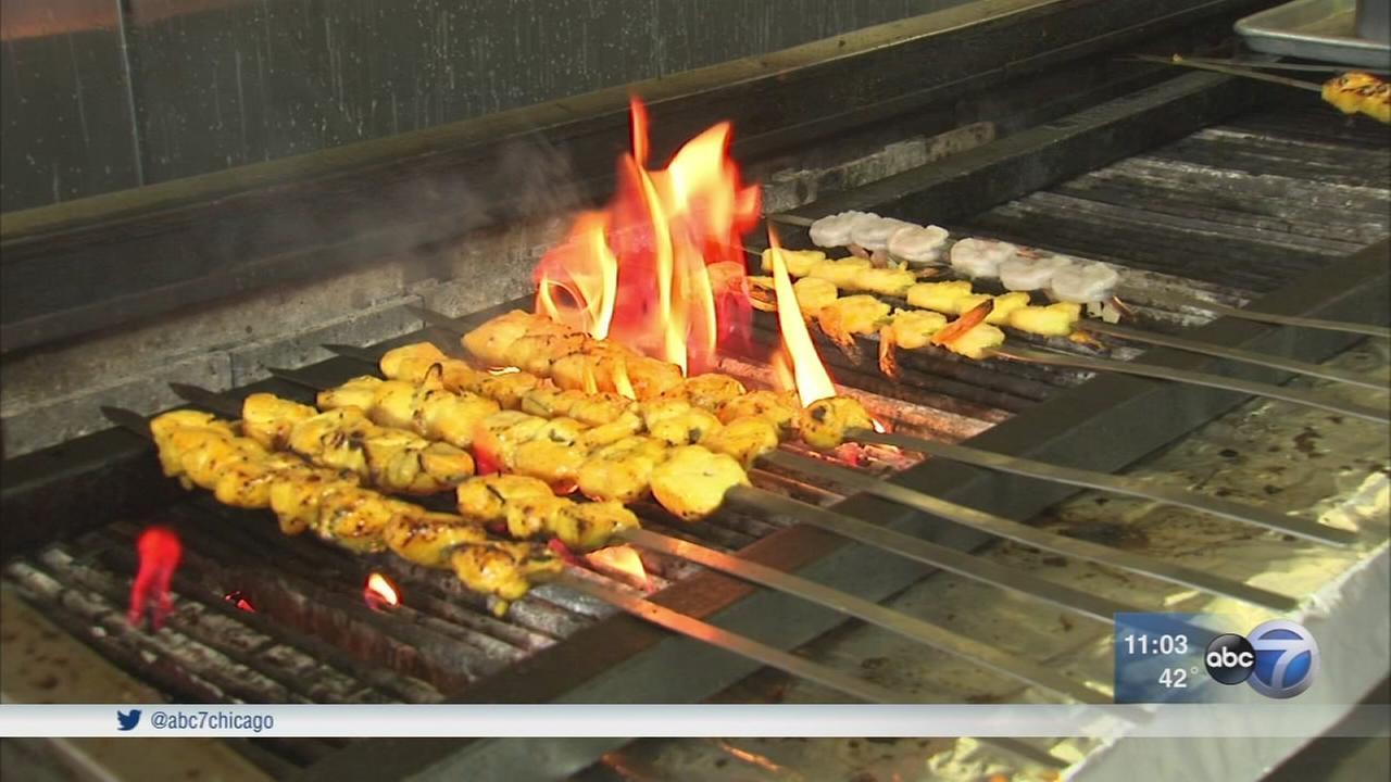 Hungry Hound: Noon O Kabab