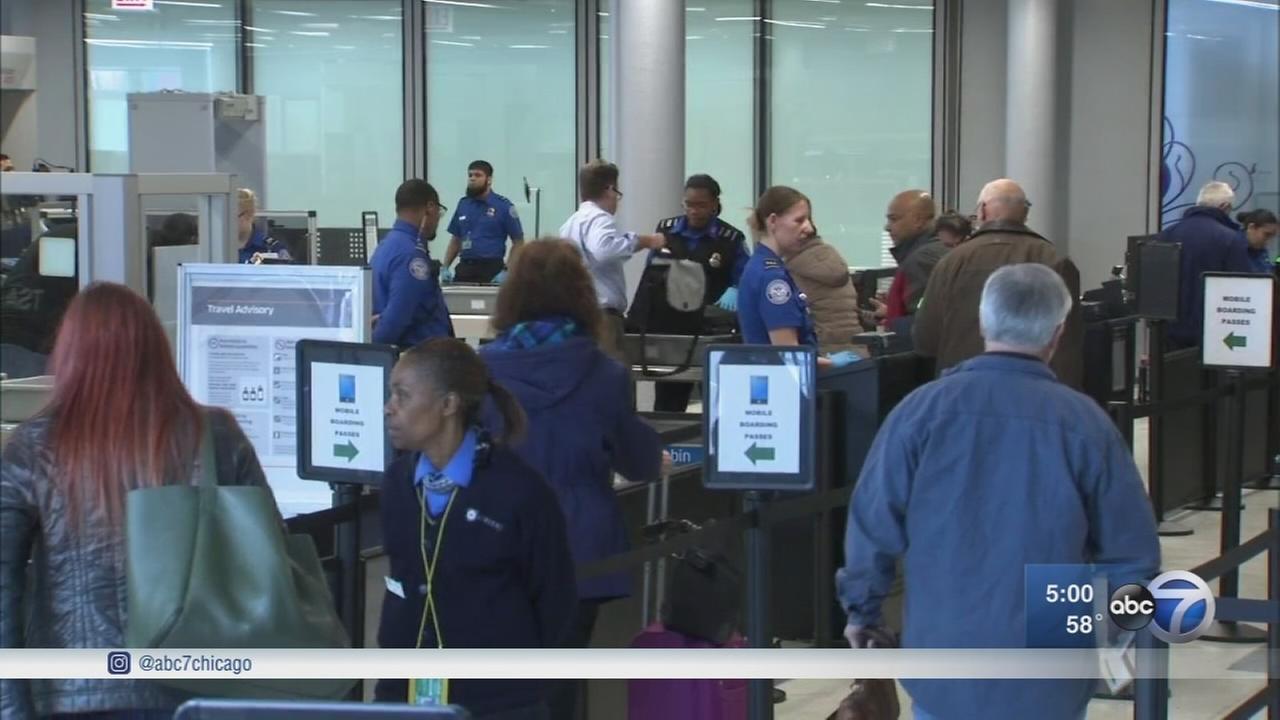 New TSA innovation lines debut