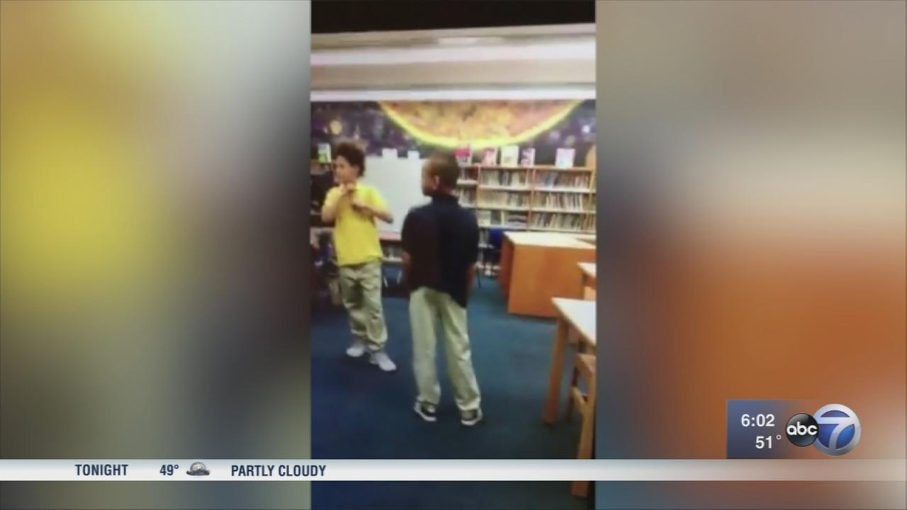 Parents angry at video showing kids made to fight in after school program