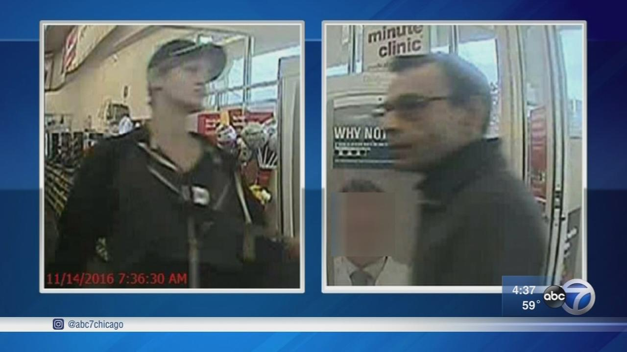 Robbers threaten Niles CVS employee with hypodermic needle