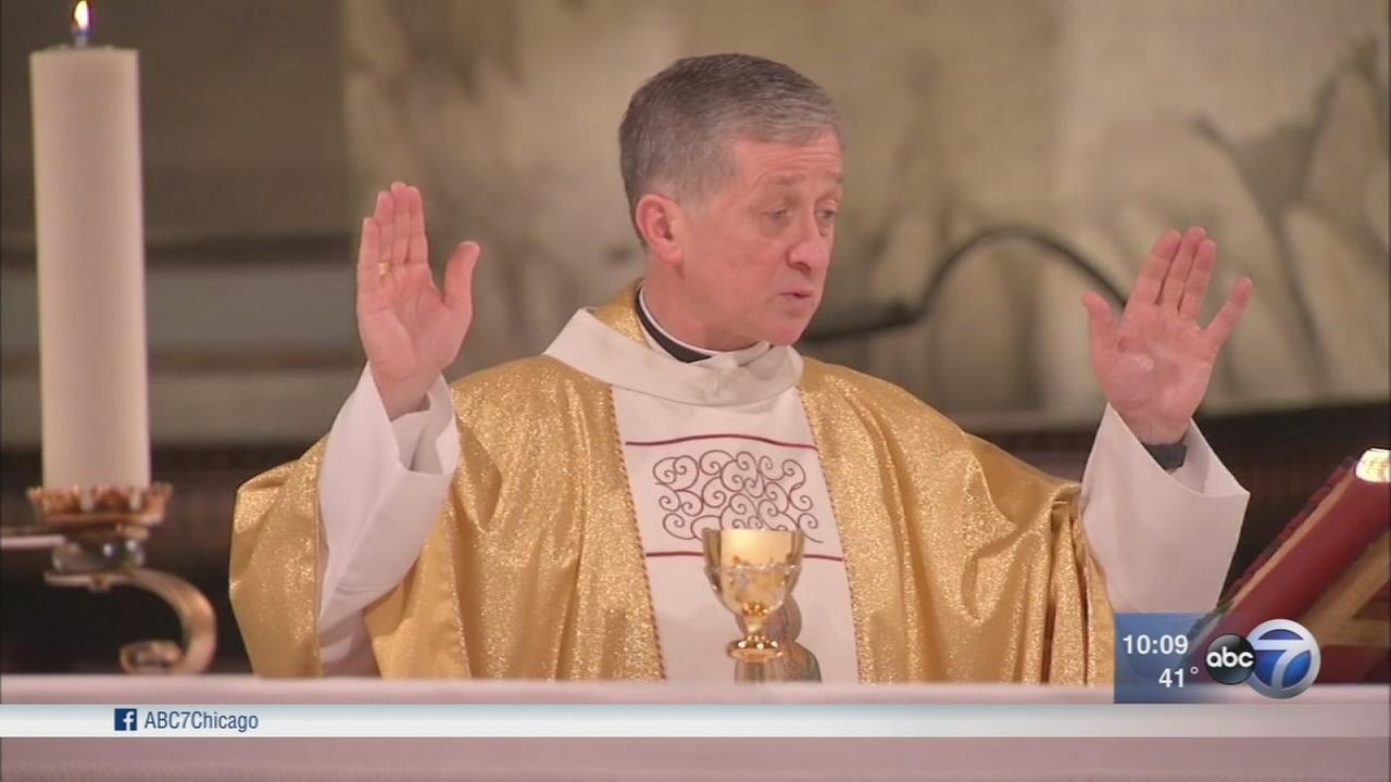 Archbishop Cupich leads Chicago pilgrims to Assisi