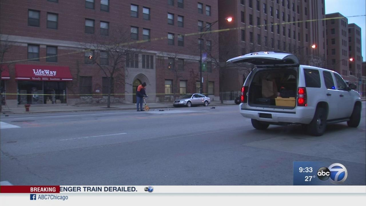 Man killed in hit-and-run on Near North Side