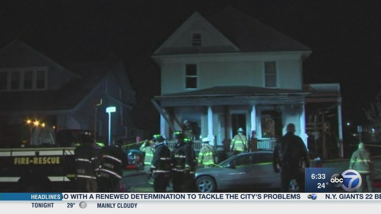 4 kids killed in Indiana house fire
