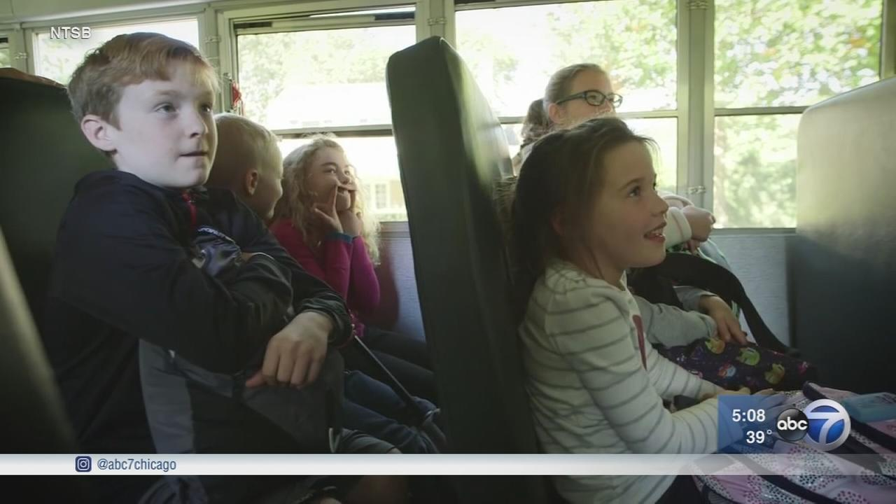 School bus safety inconsistent in Chicago and suburbs