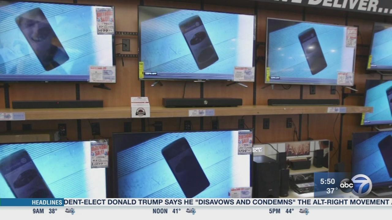 Consumer Reports: Best time to shop for TVs