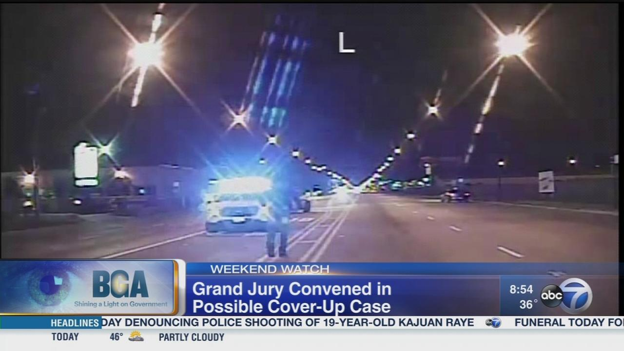 Weekend Watch: Transparency and the Laquan McDonald shooting