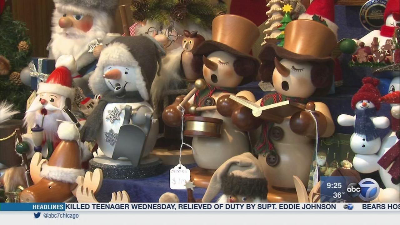Christkindlmarket opens in Naperville