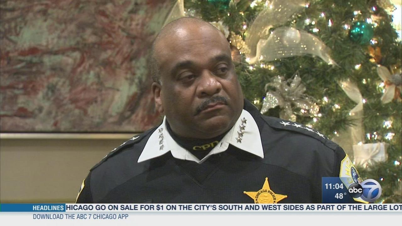 Chicagos top cop seeks input on new use of force policy