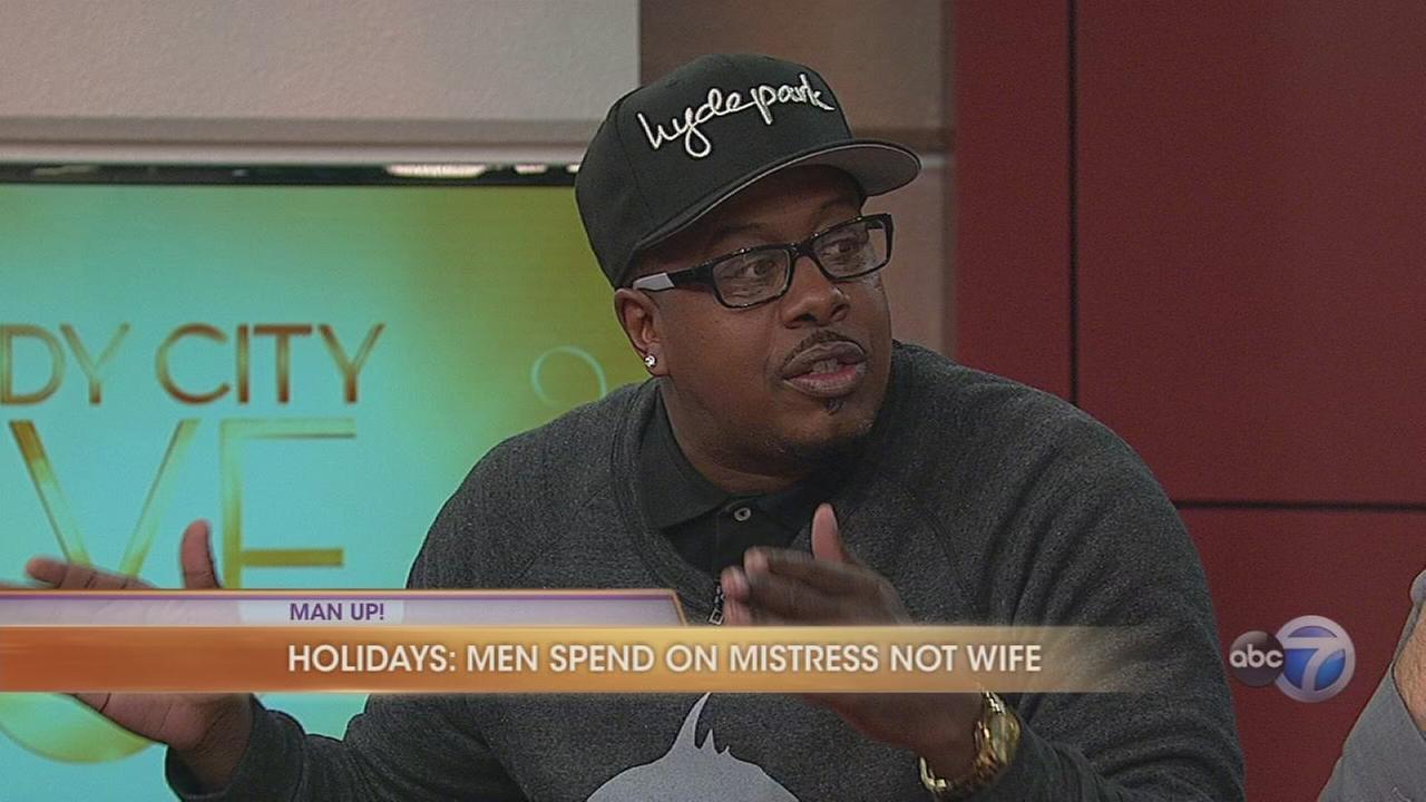 ?Man Up?: Panel of men explain themselves