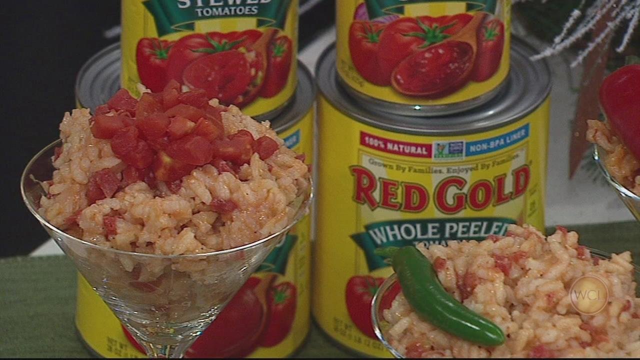 Cooking with Red Gold: Tomato Risotto