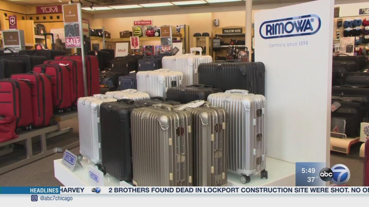 Consumer Reports: Buying the best luggage