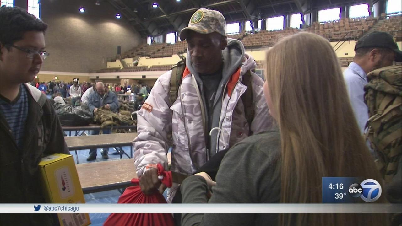 GFDC serves hundreds of veterans in need