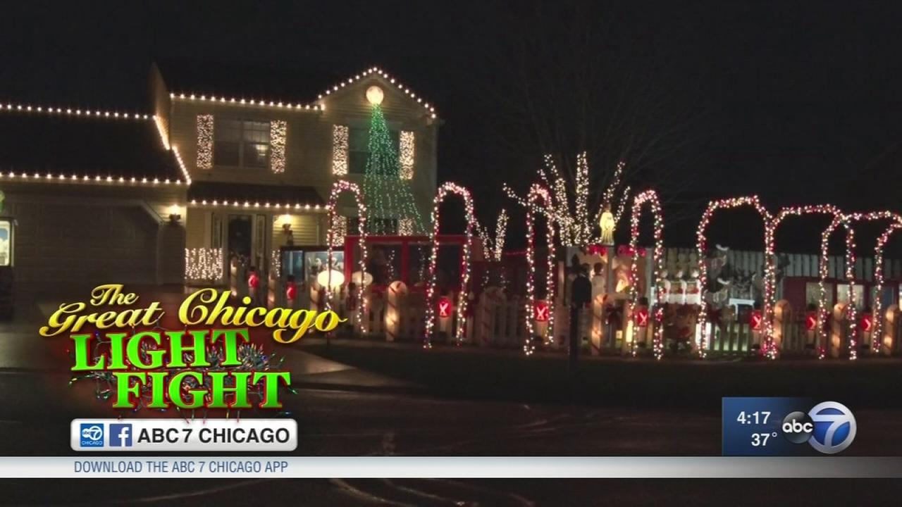 ABC7 kicks off Great Chicago Light Fight