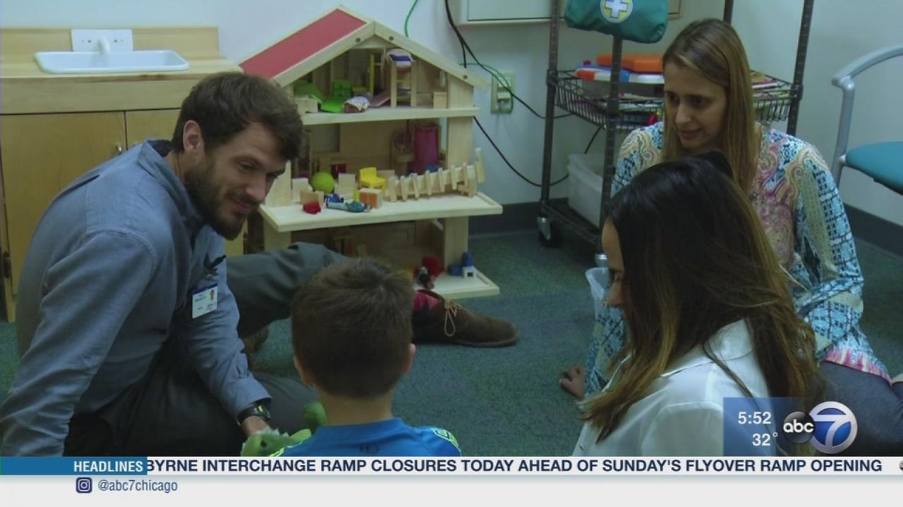 Doctors being trained to fill shortage needed for treating kids? mental health
