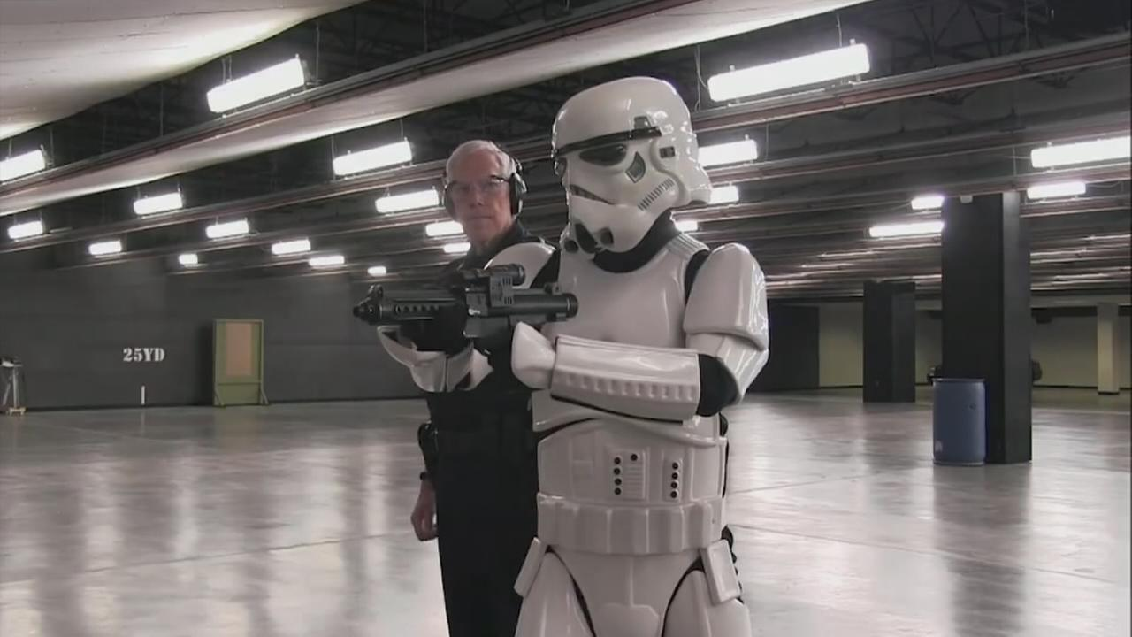 Fort Worth police using ?Star Wars? to recruit new officers