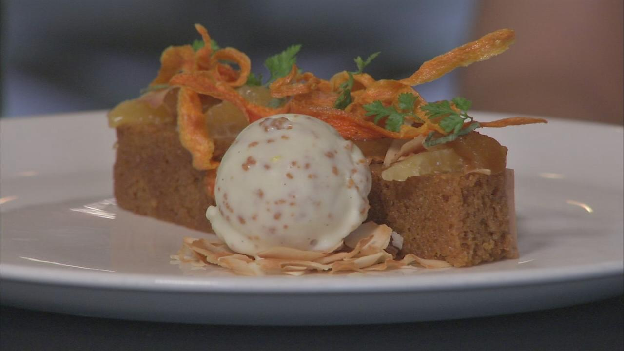 Extra Course: Blackbirds pastry chef talks carrot cake