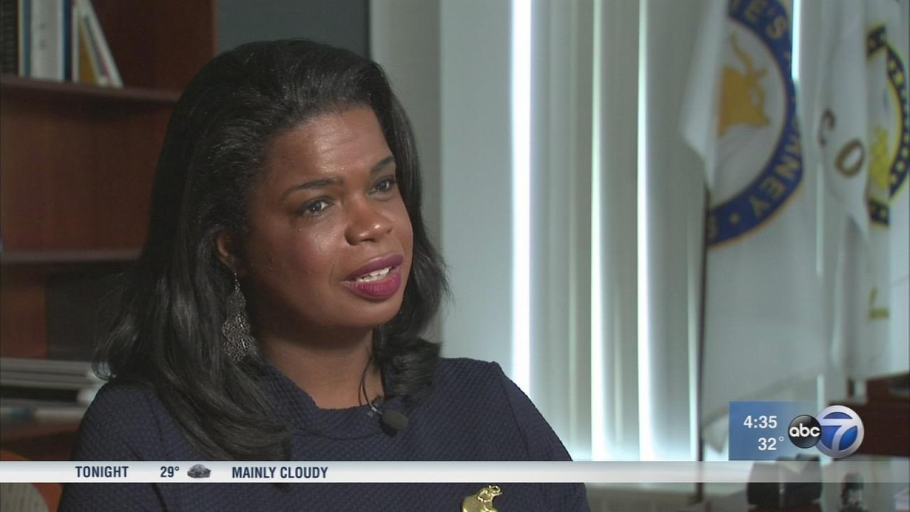 Kim Foxx seeks to shake up States Attorneys Office
