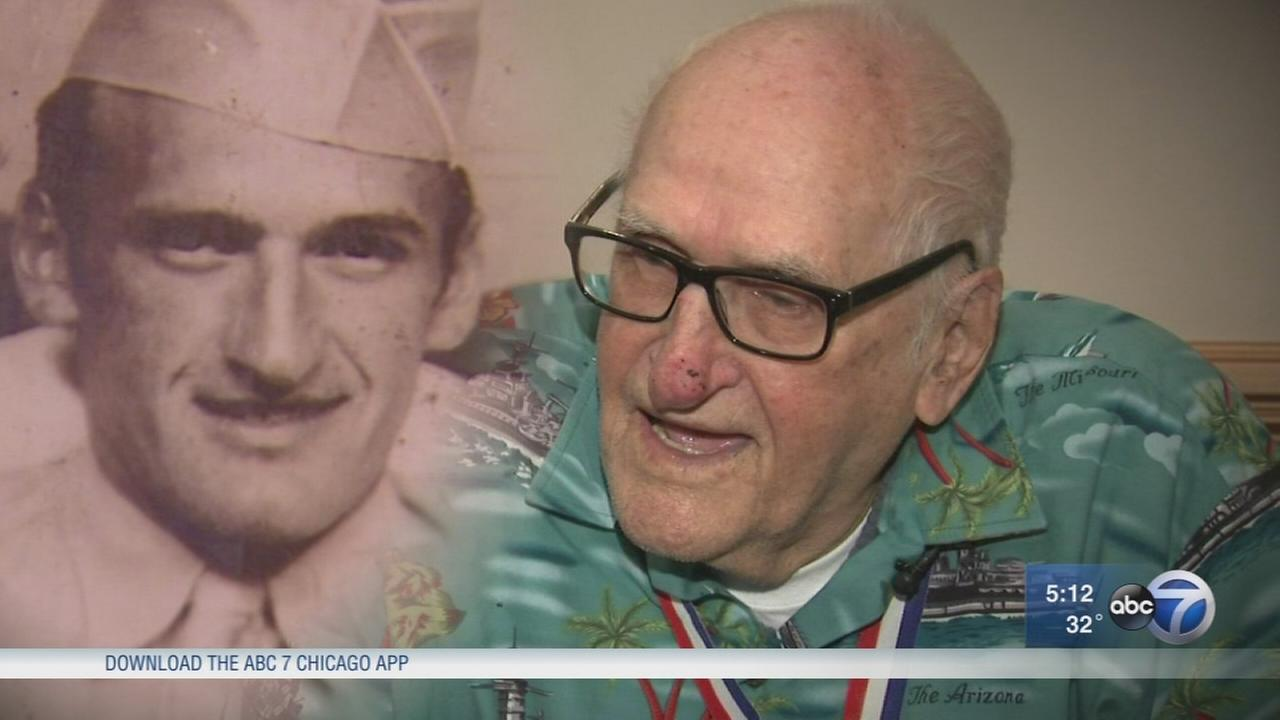 Pearl Harbor veterans honored in Aurora
