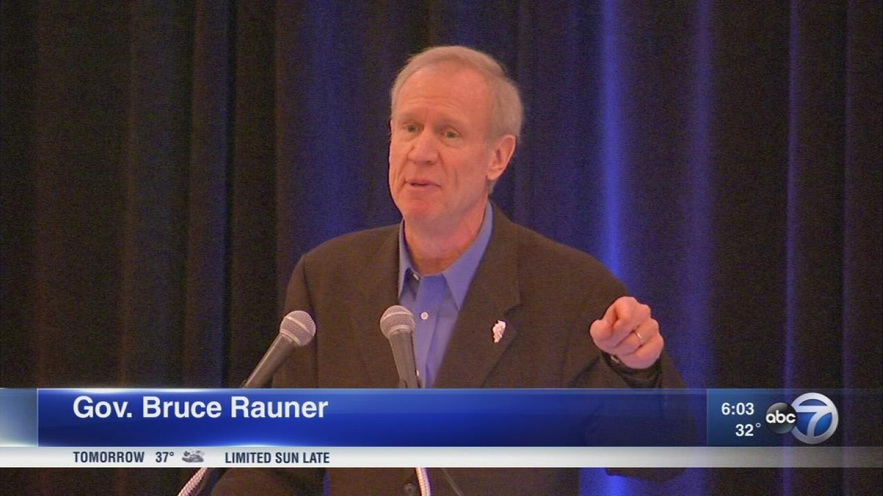 Rauner takes aim at lawsuit to force comptroller to pay lawmakers