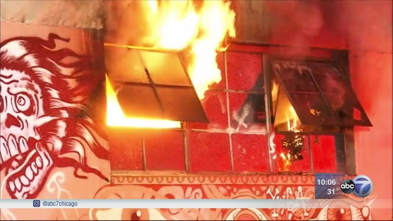 Oakland warehouse fire death toll rises to 36