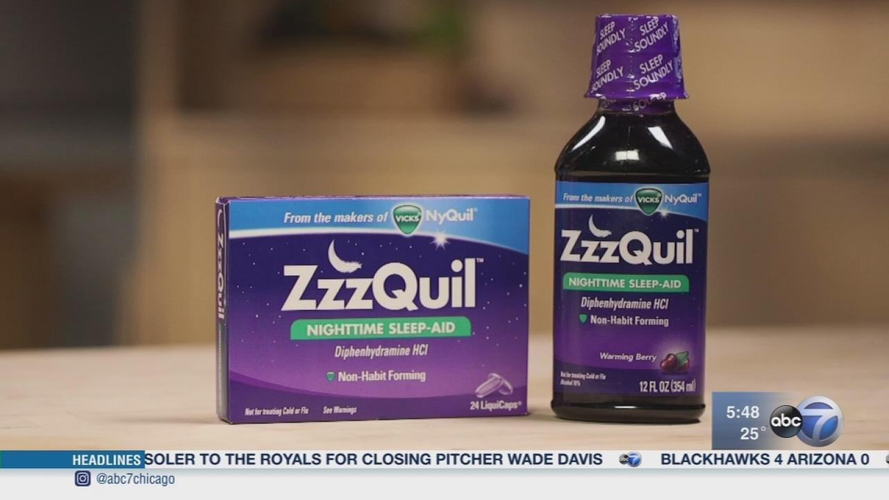 Consumer Reports on ZzzQuil
