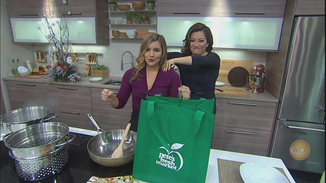 Chef Lauren Nolan takes the In the Kitchen challenge